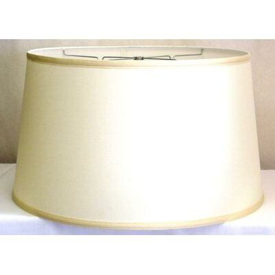 21 Linen Drum Lamp Shade