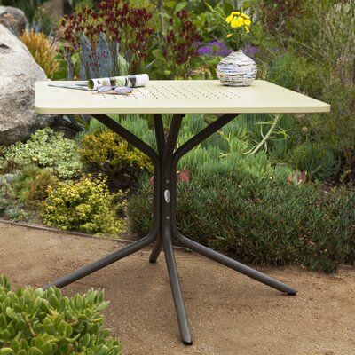 Fling Square Dining Table Table Size: 35 L x 35 W