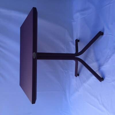 Hybrid 77 Bistro Table Finish: Purple