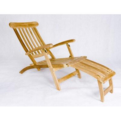 Steamer Lounge Chair