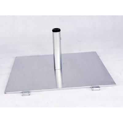 Shade Easywind Umbrella Base Color: Silver