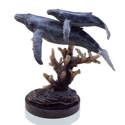 Humpback Whales Figurine 30988