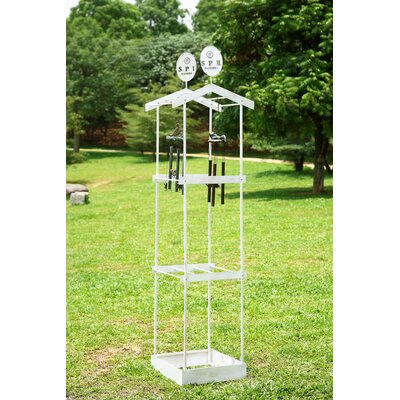 Wind Chime Display Rack
