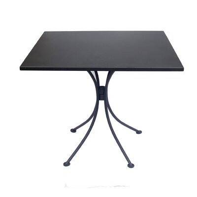 Octavia Dining Table Size: 24 x 36, Table Top Design: Square / Rectangle