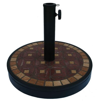 Hannah Cast Iron Free Standing Umbrella Base