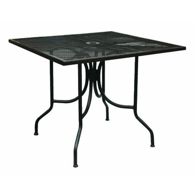 Caledonia Mesh 36 Square Table