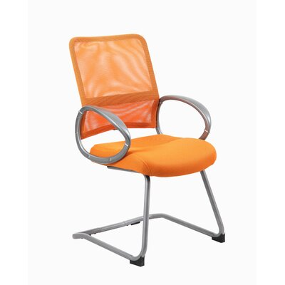 Guest Chair Color: Orange