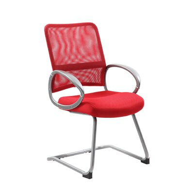 Guest Chair Color: Red