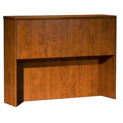 39 H x 48 W Desk Hutch Finish: Cherry
