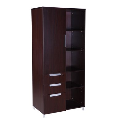 Modular Laminate 1 Door Storage Cabinet Product Picture 8041
