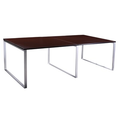 Modular Laminate 7.8' Rectangular Conference Table Product Picture 8041