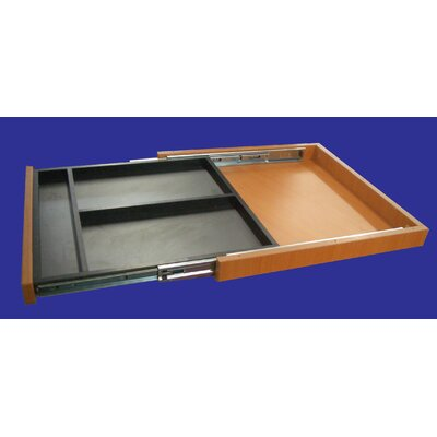 Case Goods 24 W x 18 D Desk Drawer Finish: Cherry