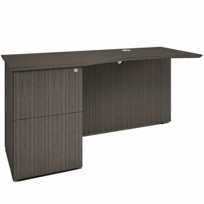Roxbury 29.5  H x 48 W Left Desk Return