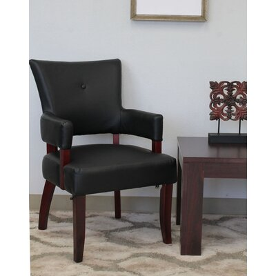 Kathie Sophisticated Design Leather Guest Chair