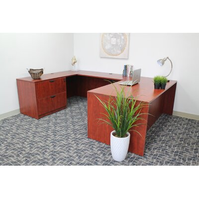 U Shape Desk Suite Product Image 1746