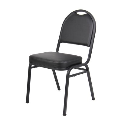 Banquet Guest Chair Seat Finish: Black Caressoft�