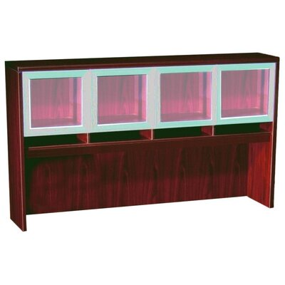 Case Goods 36 H x 71 W Desk Hutch