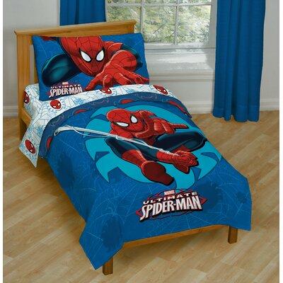 Spiderman Regulator Toddler Bedding Set JF28946TRUCD