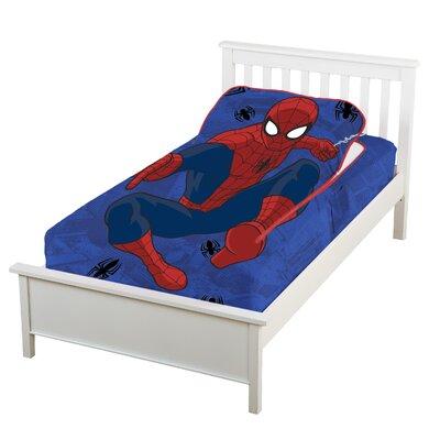 Spider-Man Zippy Sack Sheet JF28698WFML
