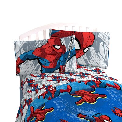 Spider-Man Comforter Collection JF23680CD