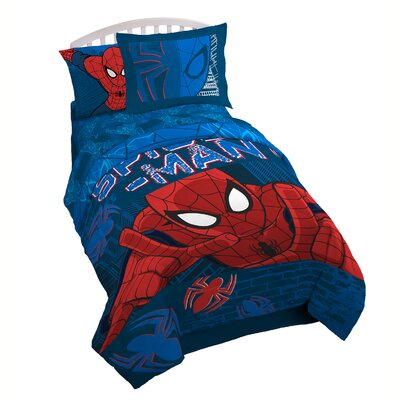 Spider-Man 'Graphic' Comforter Collection JF27670JCD