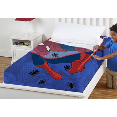 Spider-Man Zippy Sack JF28698WFML