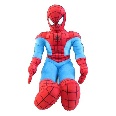 Spiderman Character Throw Pillow 1221CHSH850
