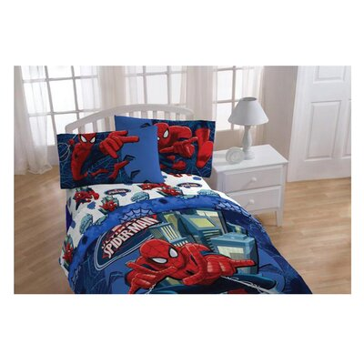 Spiderman Sheet Set 1221DBSS900