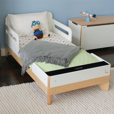 Little Modern Convertible Toddler Bed