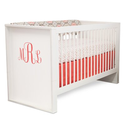 2-in-1 Convertible Crib With Storage