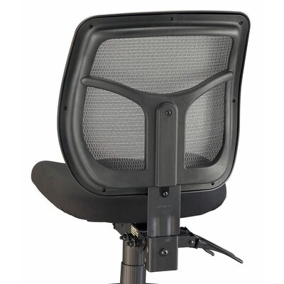 Argentum Mid Back Mesh Drafting Chair Product Photo