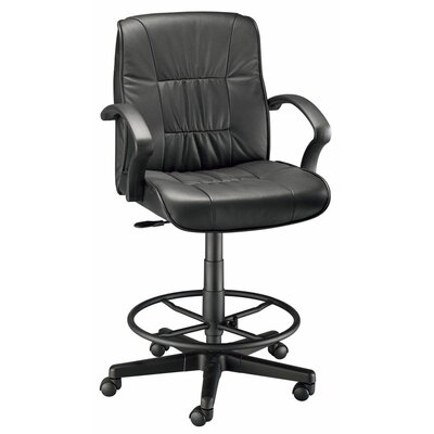 Backrest Leather Executive Office Chair Product Picture 6821