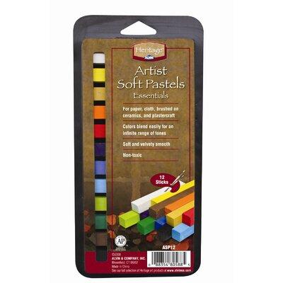 Artist Soft Pastels Set ASP12