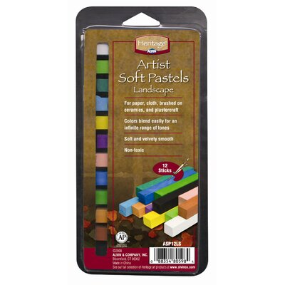 Landscape Soft Pastels Set (Set of 2) ASP12LS
