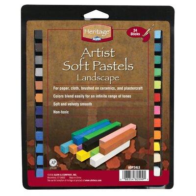 Landscape Soft Pastels ASP24LS