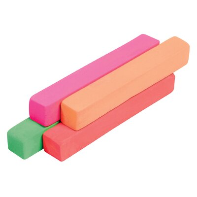 Fluorescent Soft Pastels Set ASP4FL