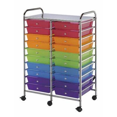 20-Drawer Storage Chest SC20MCDW