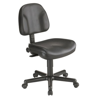 Backrest Leather Premo Ergonomic Office Chair Product Picture 6821
