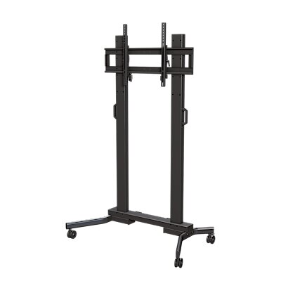 Tilting Universal Floor Stand Mount for Greater than 50 Flat Panel Screens