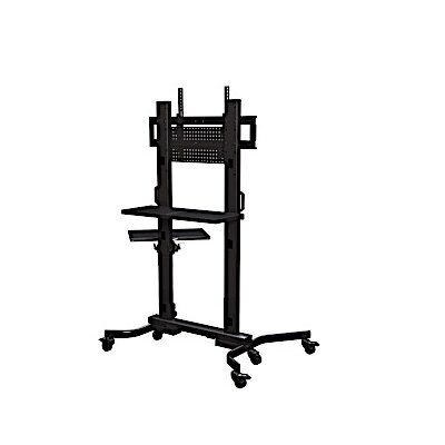 Floor Stand Mount for Greater than 50 Flat Panel Screens
