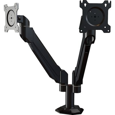 Articulating Arm Desktop Mount for 10-32 Flat Panel Screens