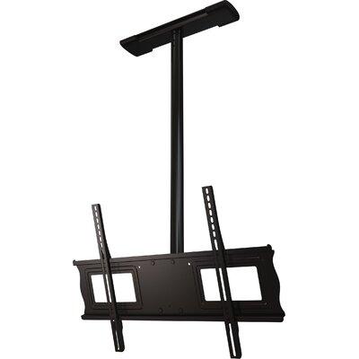 Complete Installation Kit Tilt Universal Ceiling Mount for 37 - 63 Screens