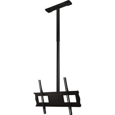 Complete Installation Kit Tilt Universal Ceiling Mount for 37 - 63 Screens