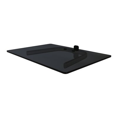 Single Shelf Wall Mount for TV Components