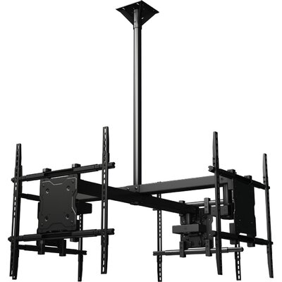 Tilt Universal Ceiling Mount for 37 - 65 Screens