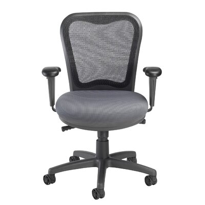 Mid-Back LXO Task Chair Seat Color: Mystic Gray Product Picture 91