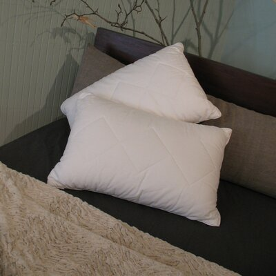 Deeper Sleeper Wool Pillow Size: Queen