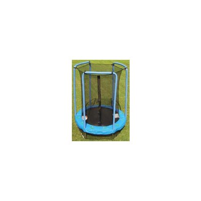 4.58' Round Trampoline Net for 3 Arches NET55-3A