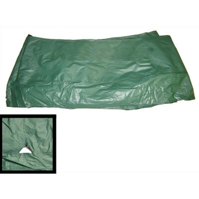 "JumpKing 14' Combo Trampoline Frame Pad 10"" Wide - Color: Green, Compatibility: Compatible with Straight Poles at Sears.com"