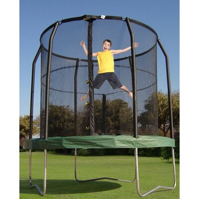 JumpKing Bazoongi JumpPod 7.5' Trampoline and Enclosure at Sears.com
